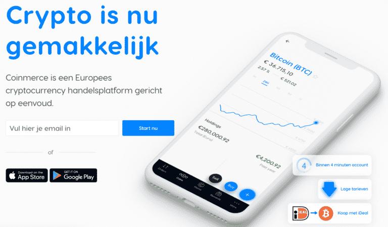 Cryptomerce website