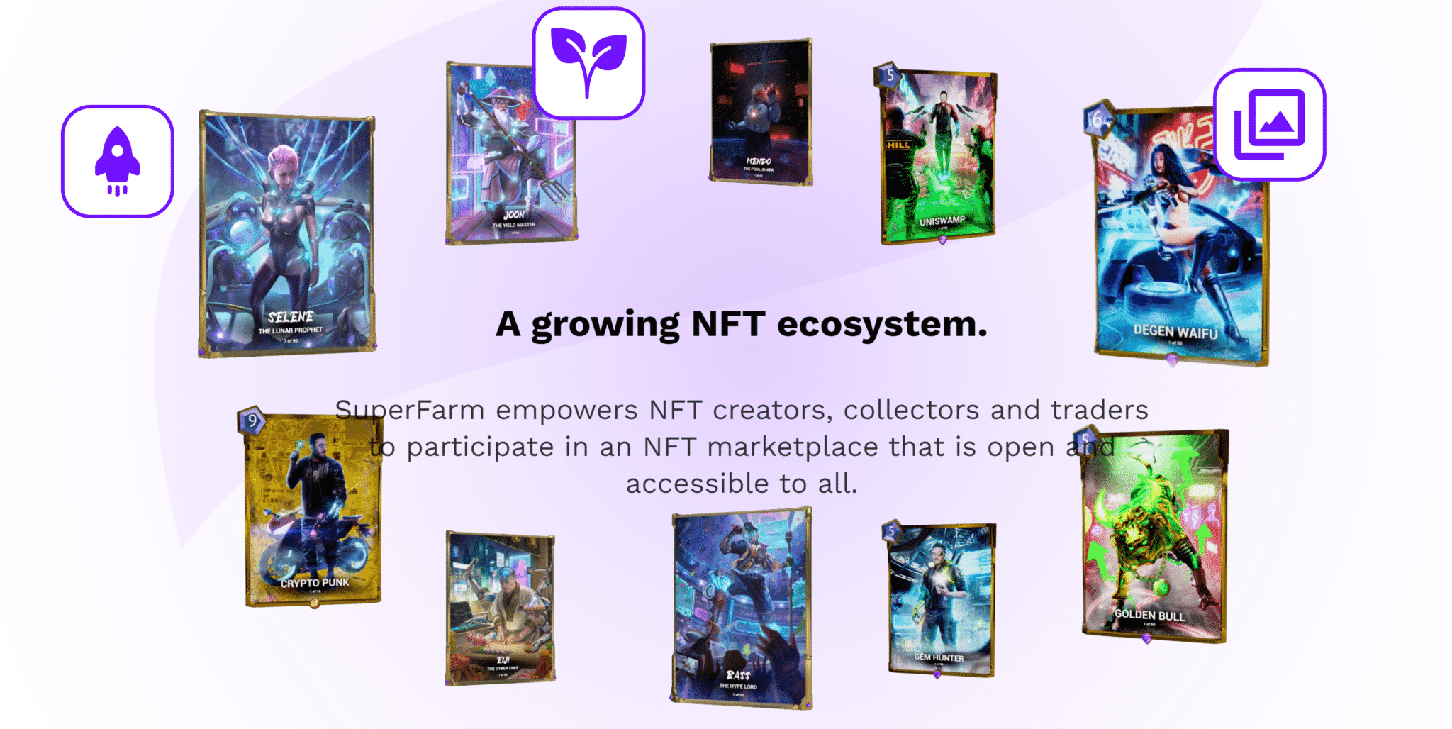 NFT systeem